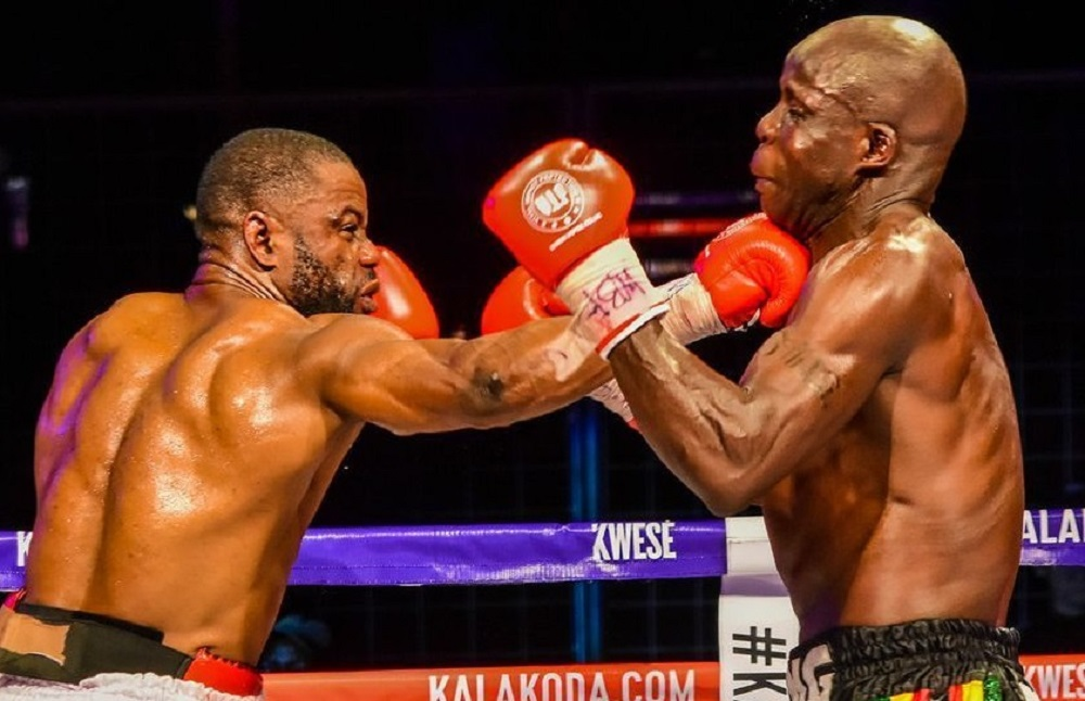 Tchoffo & Shalamberidze draw for the Middleweight title
