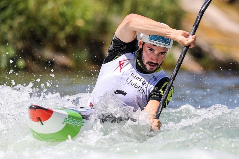 ICF canoe slalom Tacen, Ljubljana