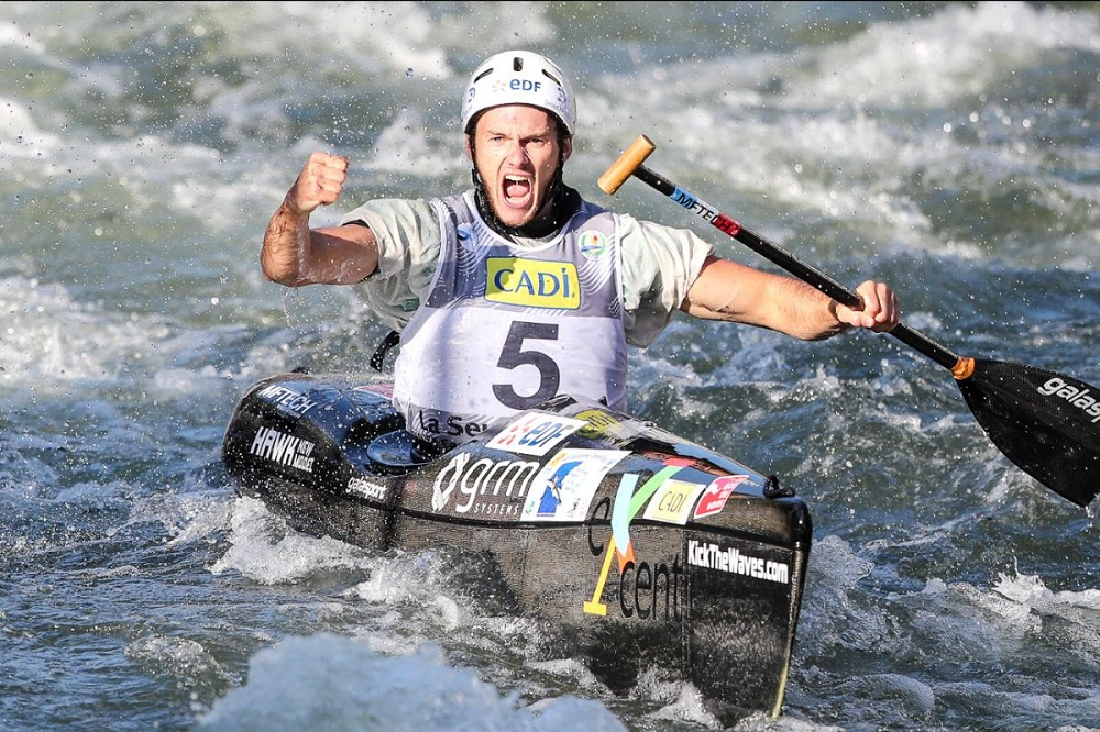 Wildwater canoeing world championships