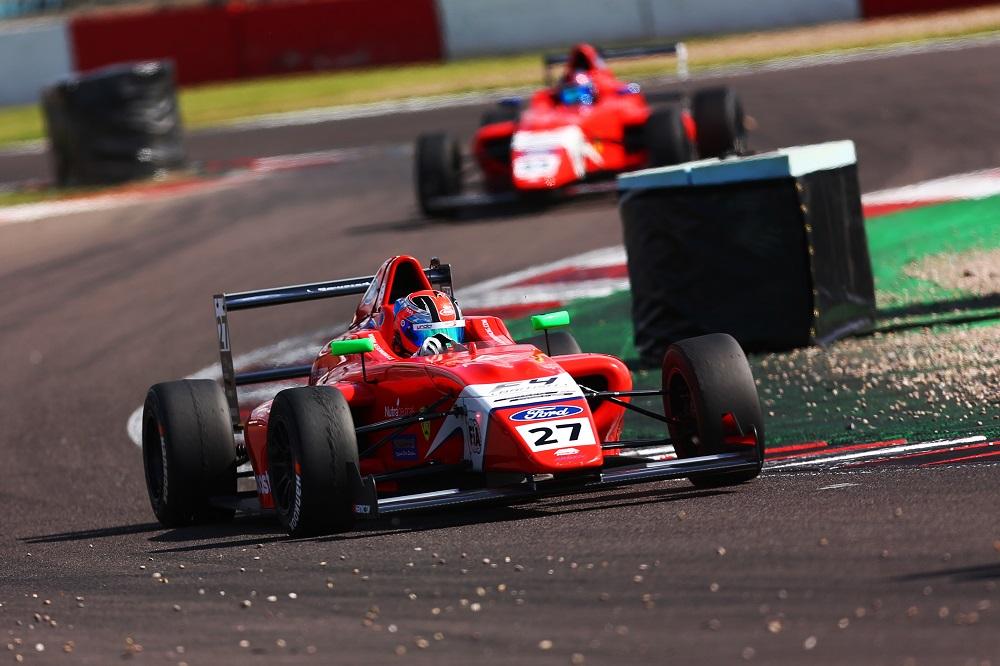 F4 at Donington Park