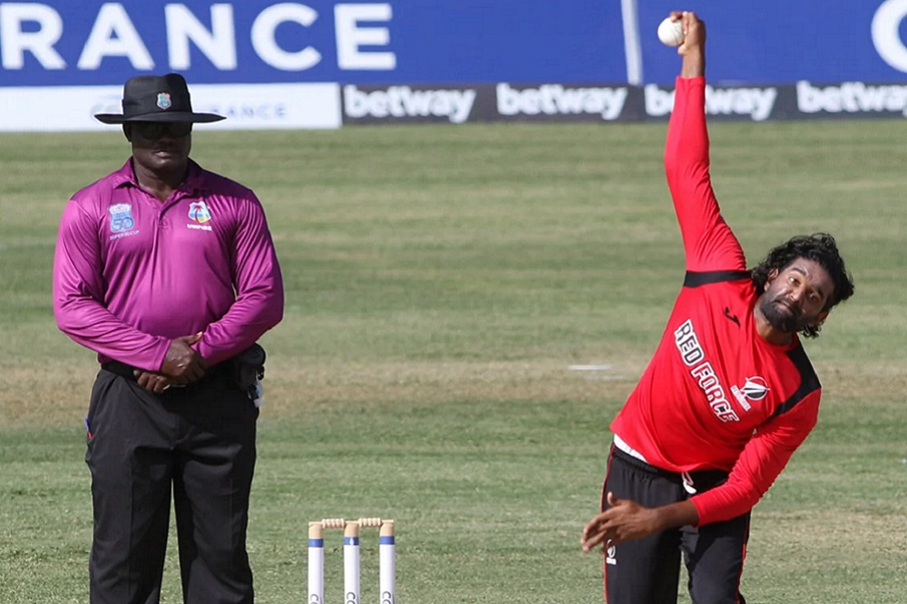 Red Force make it five-in-five