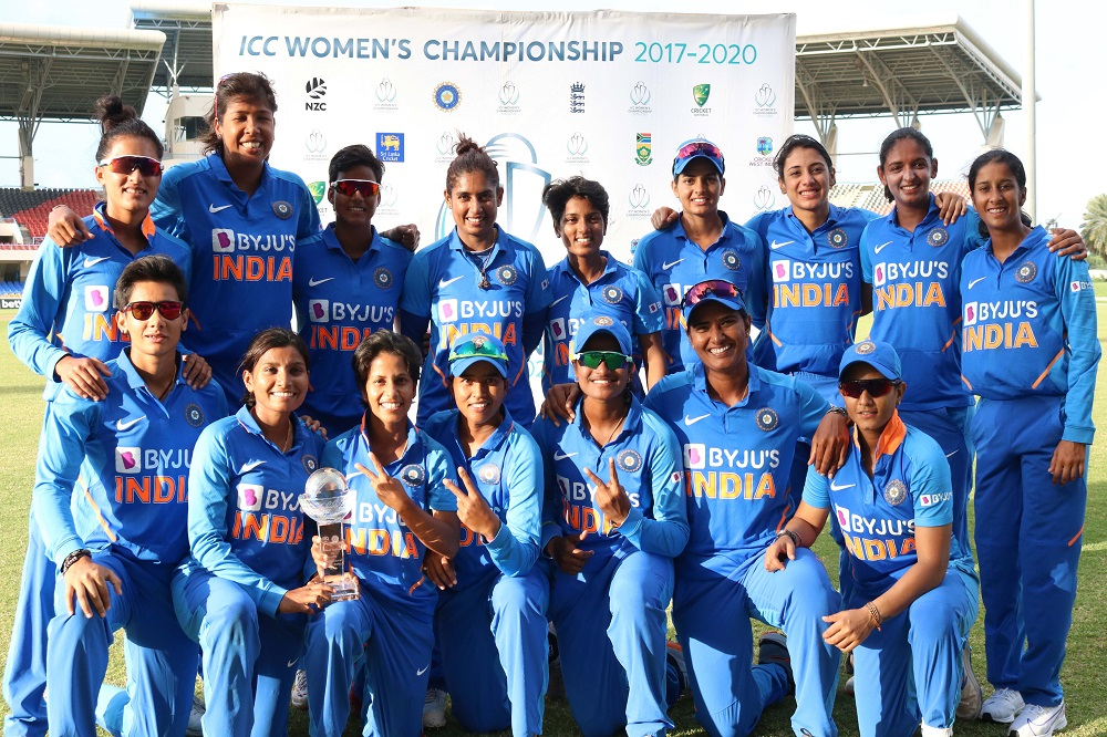 India win Colonial Medical ODI series