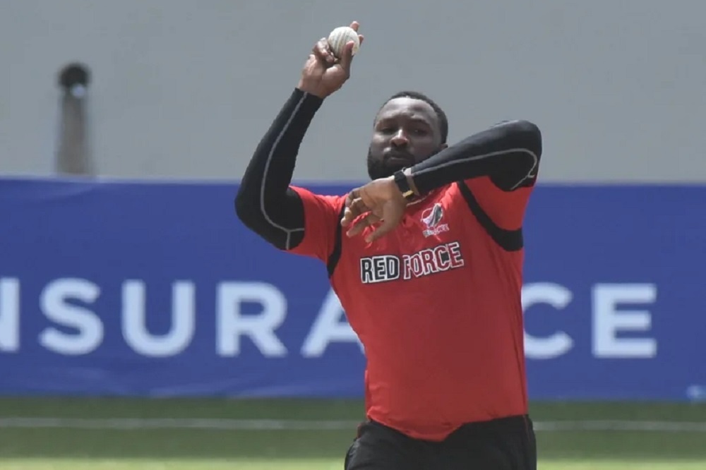 Pollard & Mohammed lead The Red Force to another victory