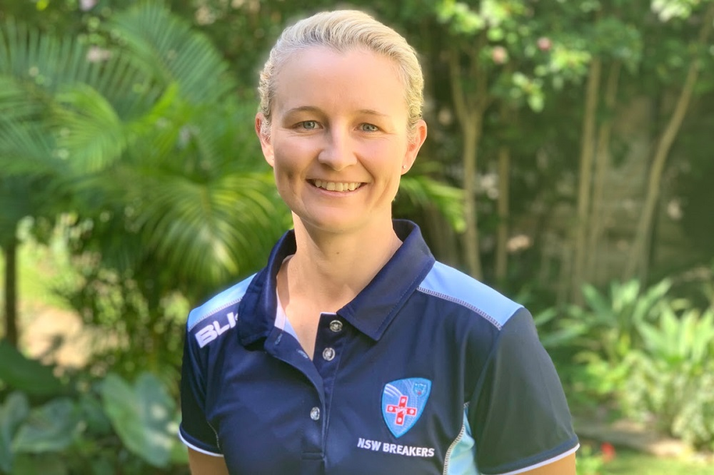 Poulton appointed Head of Female Cricket