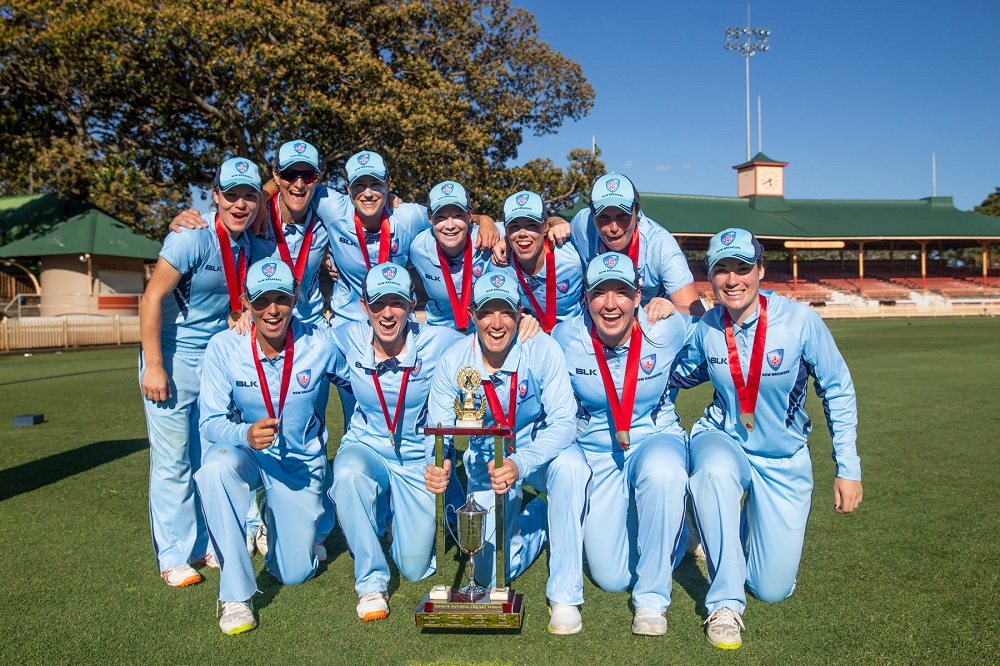 NSW Breakers claim 20th WNCL title