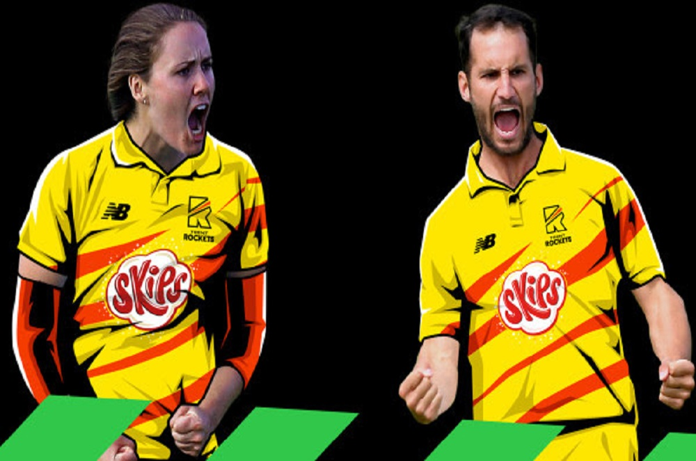 Nat Sciver and Lewis Gregory will captain Trent Rockets in The Hundred