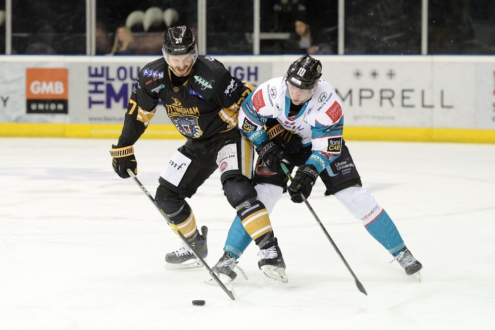 Panthers overcome Giants in overtime