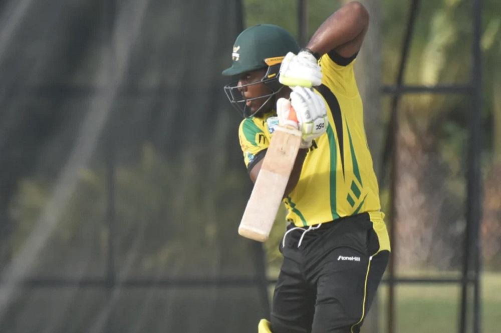 Jamaica Scorpions book semifinal spot