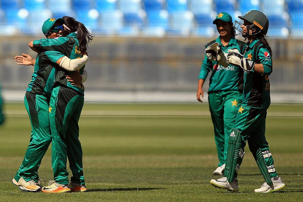 Iqbal Imam named as Pakistan Women batting coach