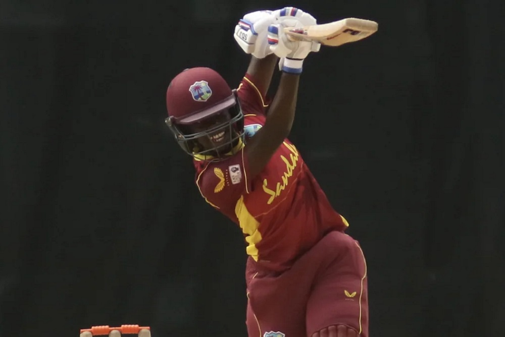 Consolidation win for West Indies Women