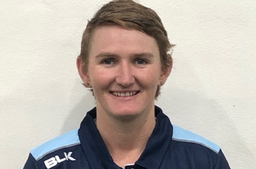 NSW Breakers sign Sammy-Jo Johnson