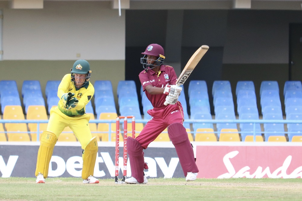 Windies Women defeated in second test