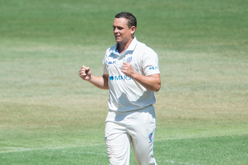 O'Keefe claims 300 First Class wickets