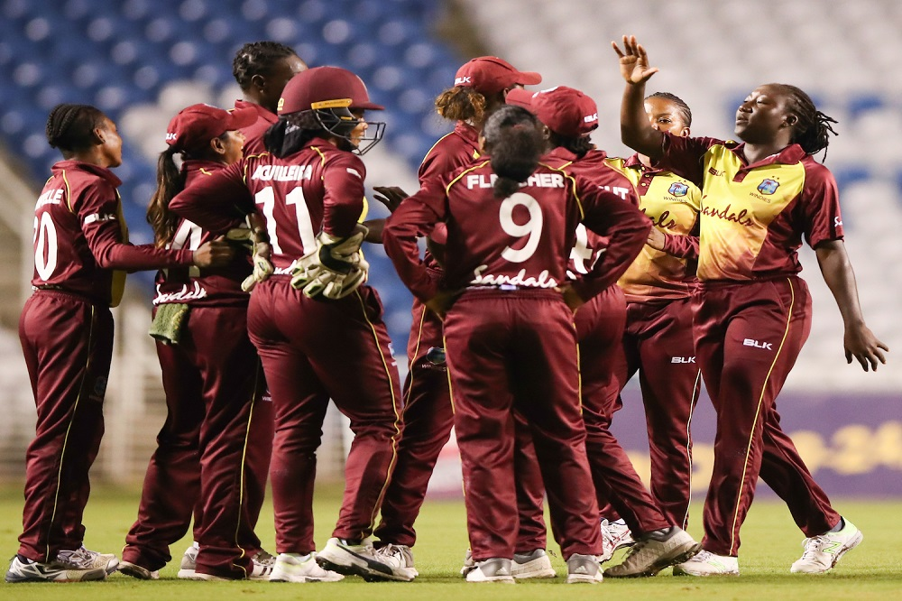 Windies name Women camp squad