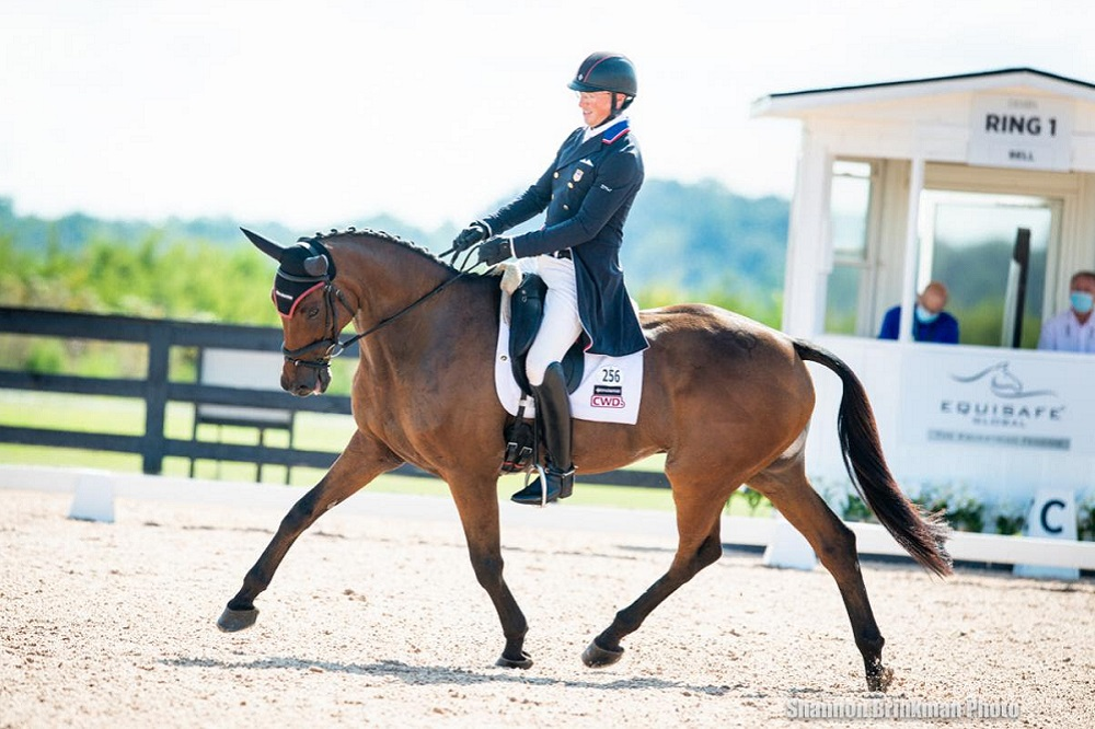 Payne dominates at Blue Ridge Mountain Horse Trials