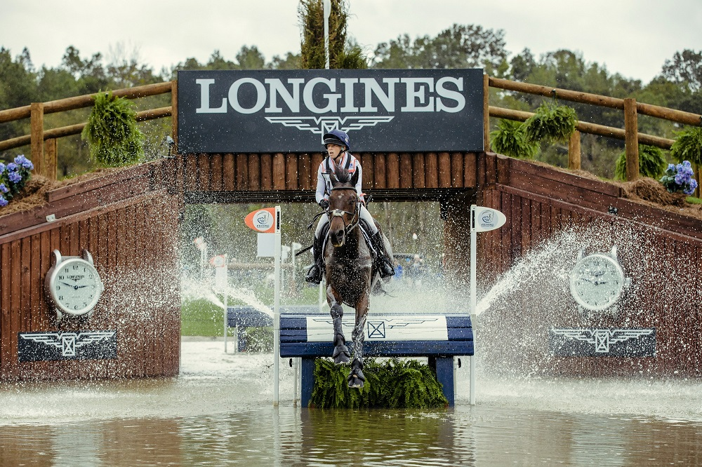 Ros Canter debuts as Eventing world number one