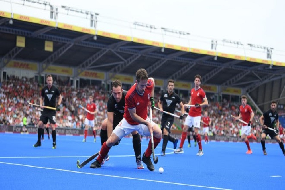 Britain's men will play in Grand Final