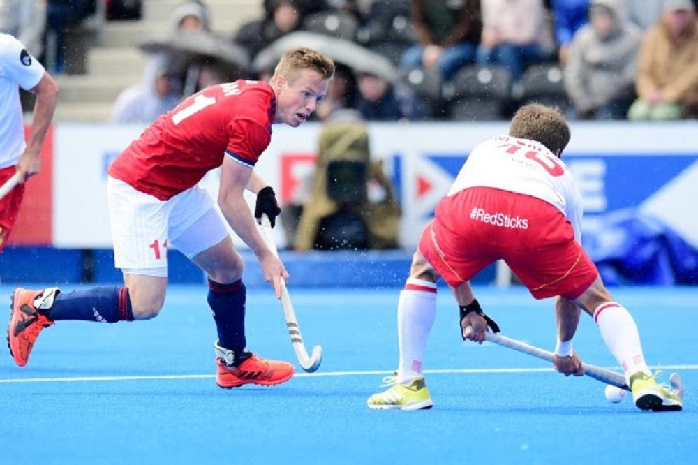 Jacob Draper makes GB debut
