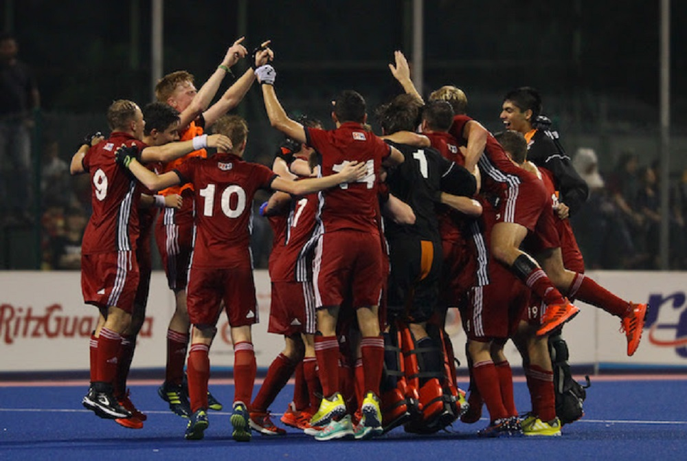 GB men still in with chance of top four spot