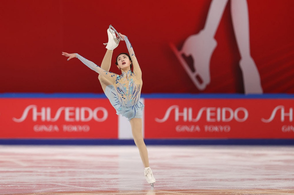 SHISEIDO Cup of China - Day 2