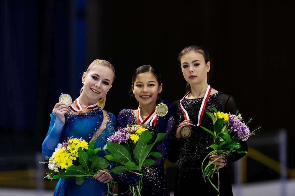 ISU Junior Grand Prix in Gdansk