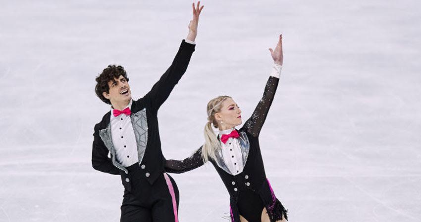 ISU World Figure Skating Championships.