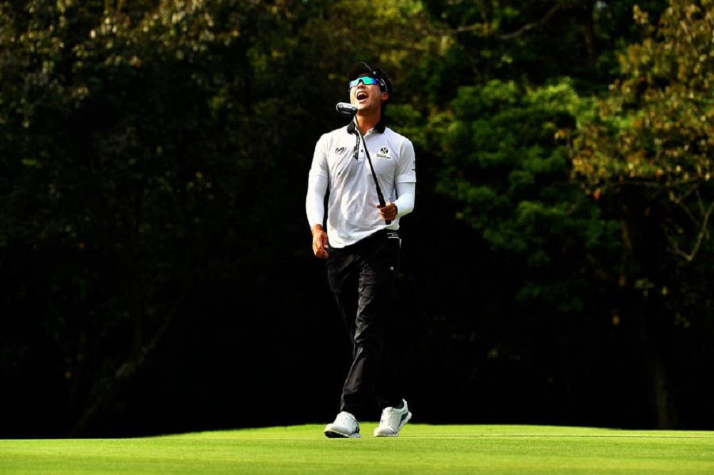 Perseverance pays off for Korea's Chang