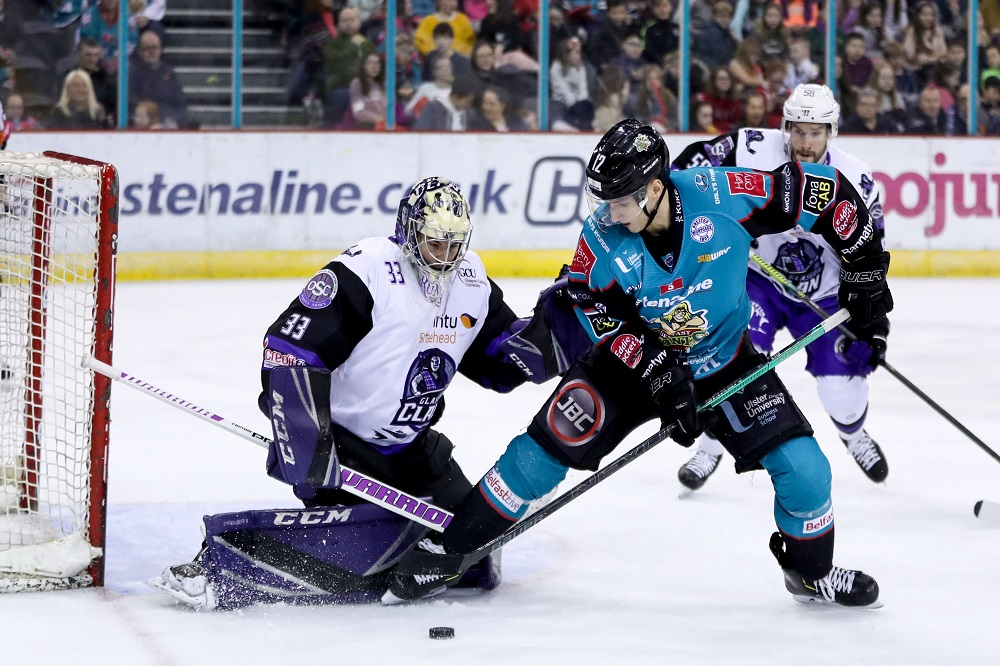 Stena Line Belfast Giants 5-4 Glasgow Clan
