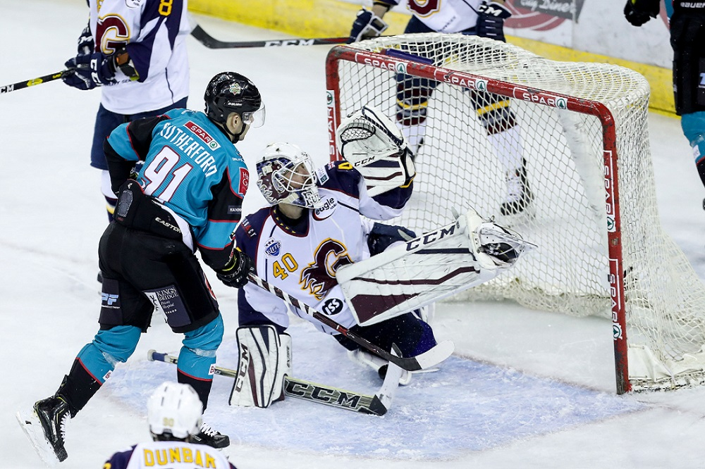Belfast Giants bury the Flames
