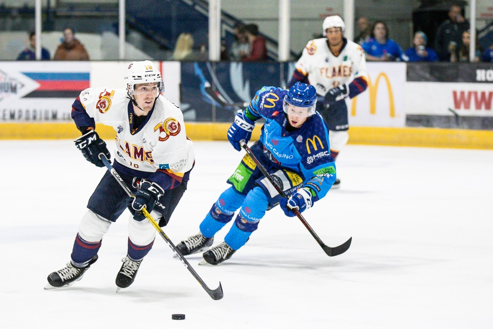 Flames defeat Coventry on the road