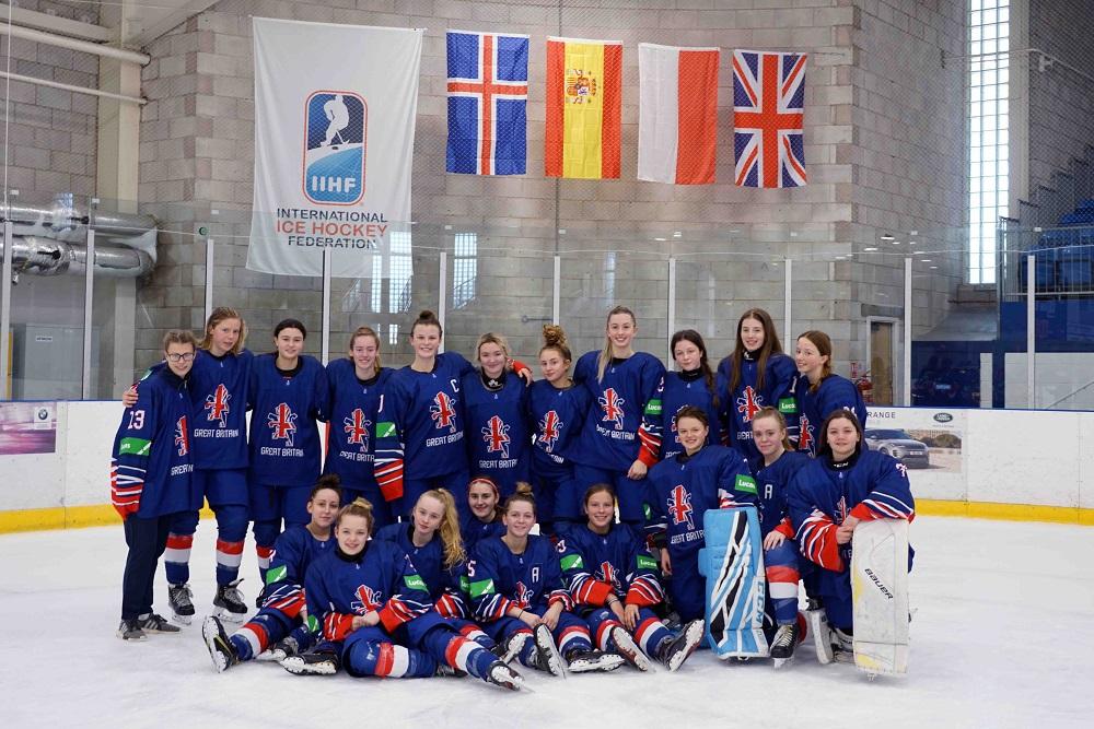 Poland U18 Women 2-4 GB U18 Women