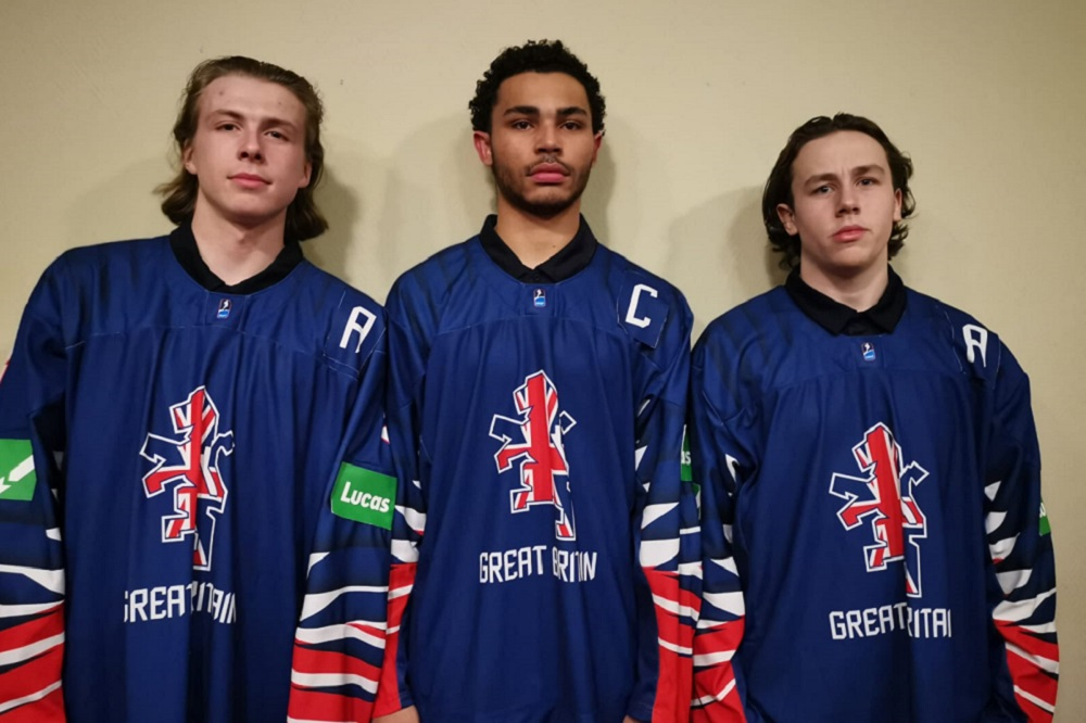 GB name U18 Captains
