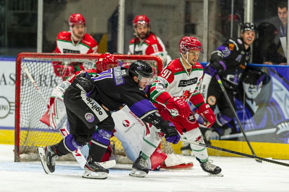 Glasgow Clan 6 - 3 Cardiff Devils