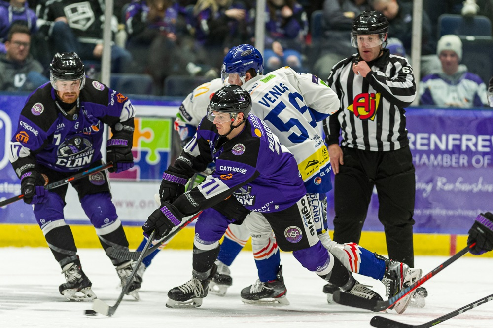 Clan clinch win in overtime