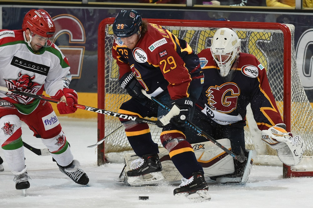 Late scare but Flames beat League leaders