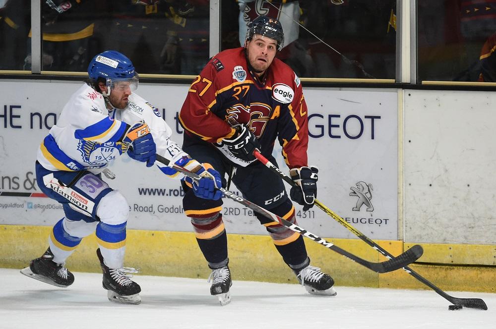 Ian Watters to remain at Flames