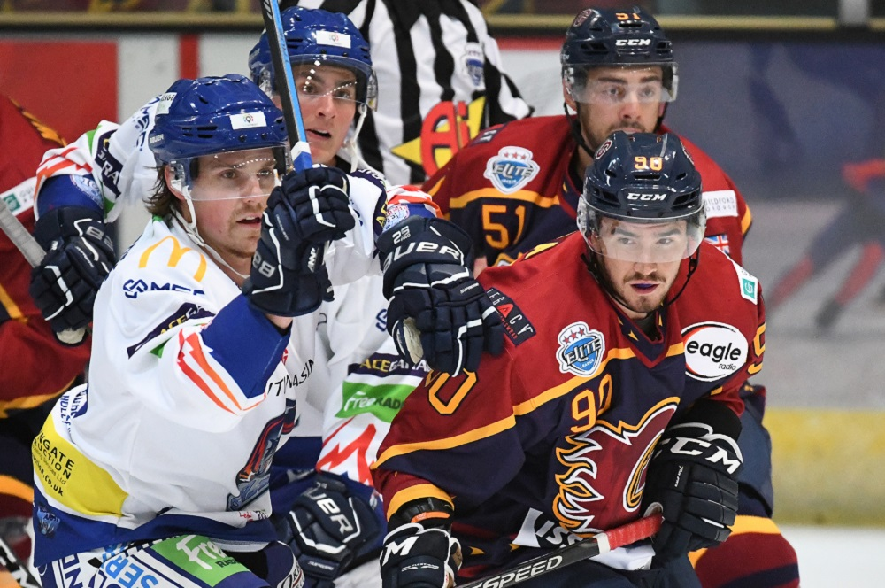 Guildford Flames Dunbar signs for two more seasons