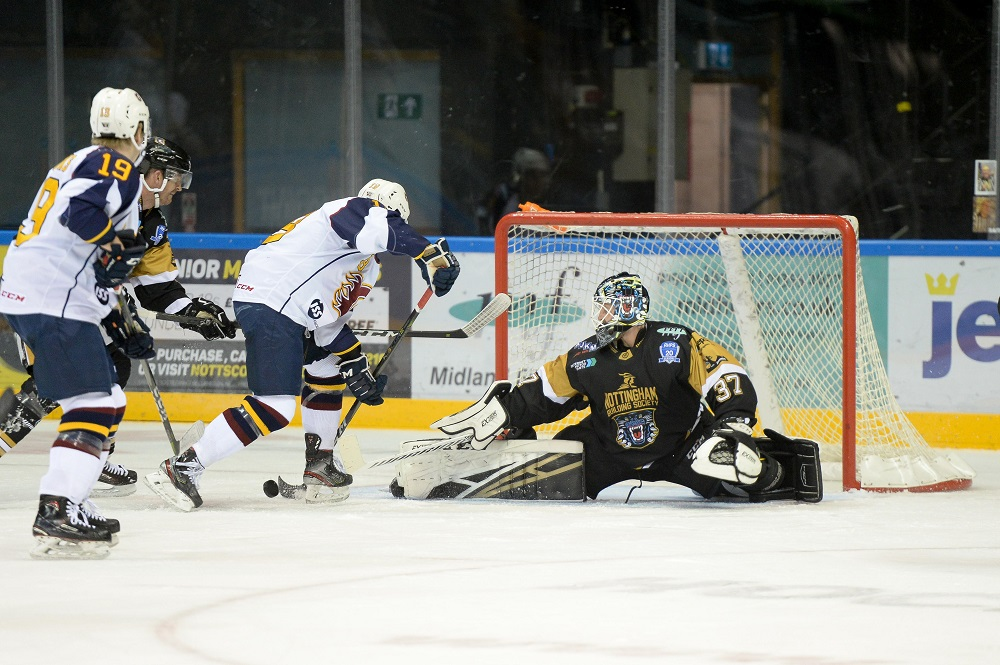 Guildford Flames 3 - 2 Nottingham Panthers