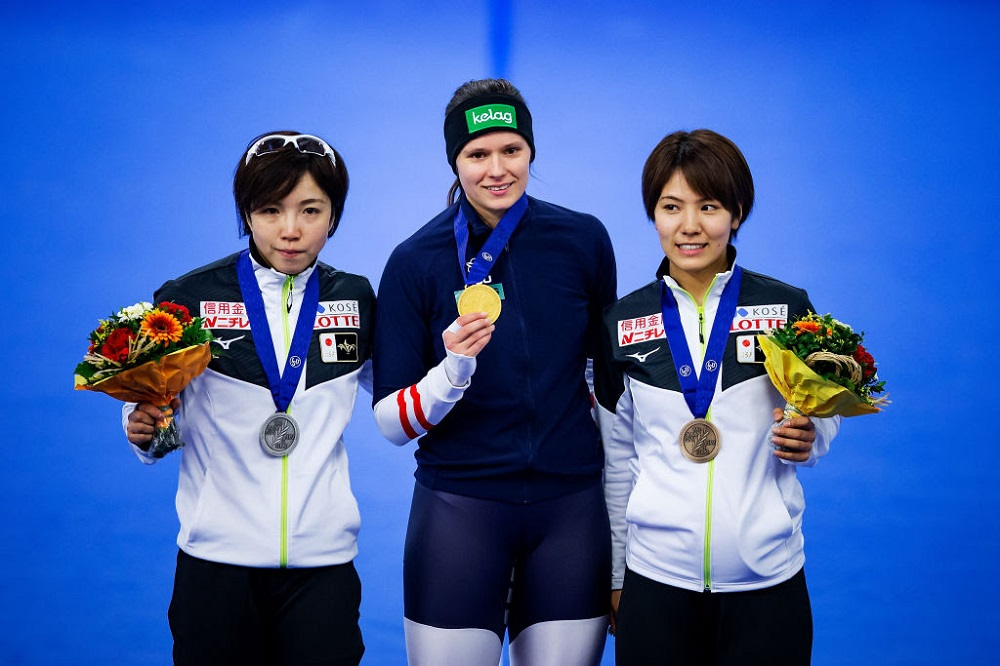 Herzog (AUT) and Murashov (RUS) shake up podium