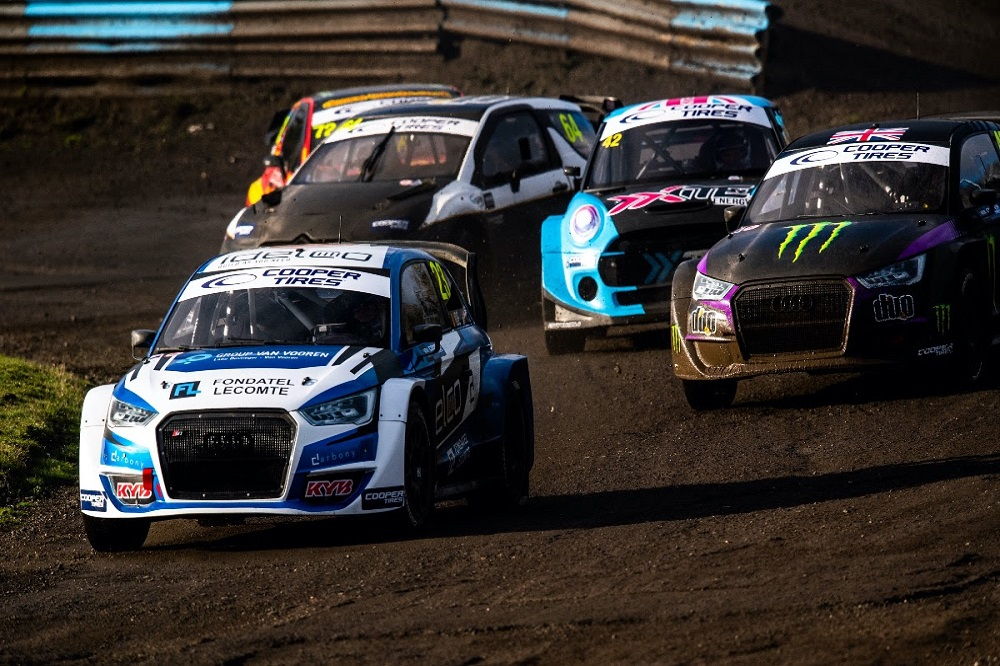Spa confirmed on 5 Nations British Rallycross Championship for 2021