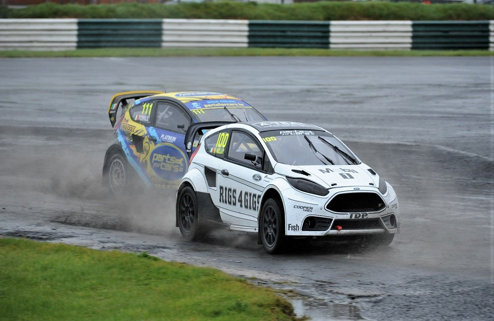 Kelly plans 5 Nations BRX Supercar challenge