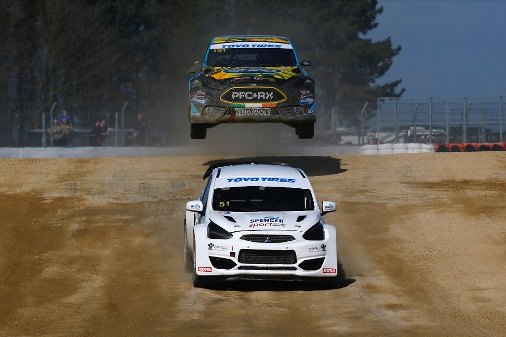 UK RallyCross