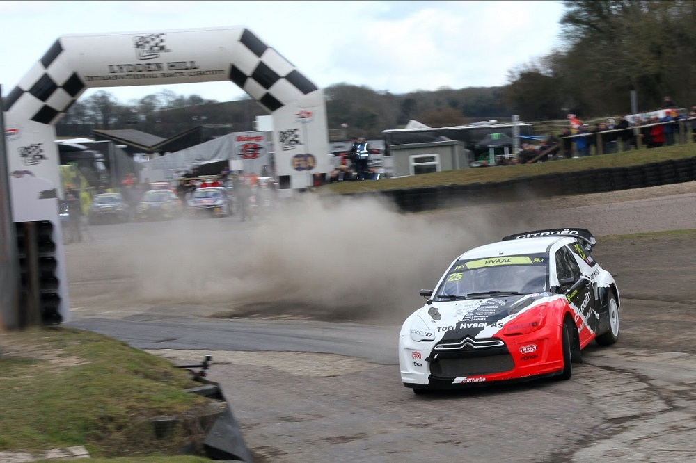 Mike Sellar confirms return to rallycross
