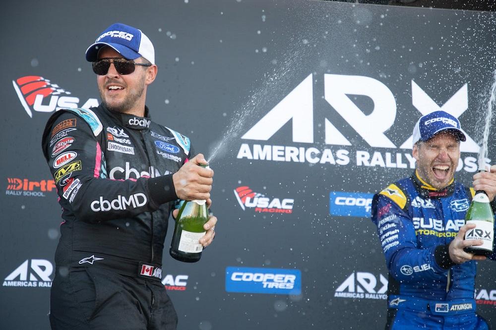 Return to podium for Loenbro Motorsports
