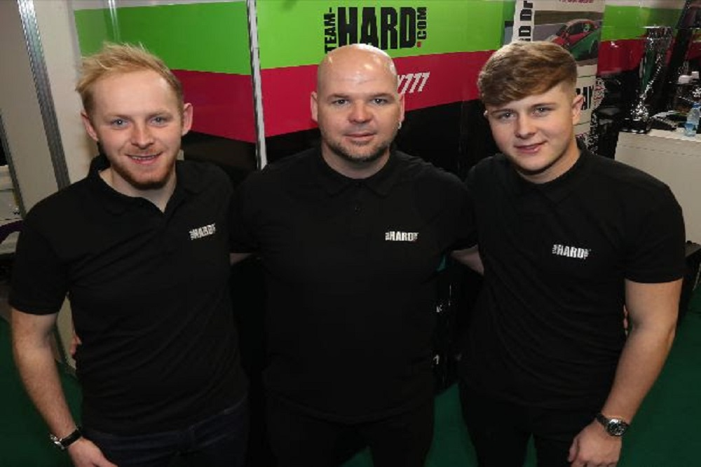 Max Coates and Ethan Hammerton to drive for Team Hard