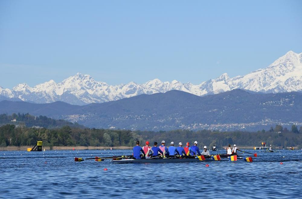 35 Nations to compete at European Rowing Championships