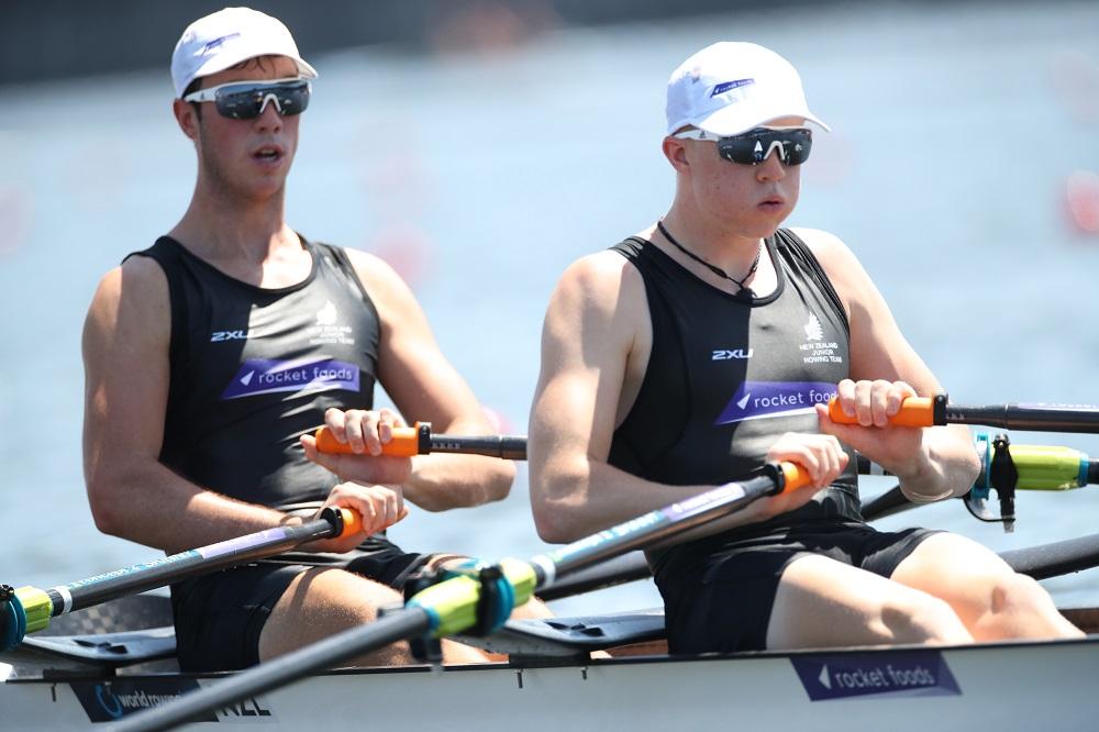 New Zealand crews progress to semi-finals