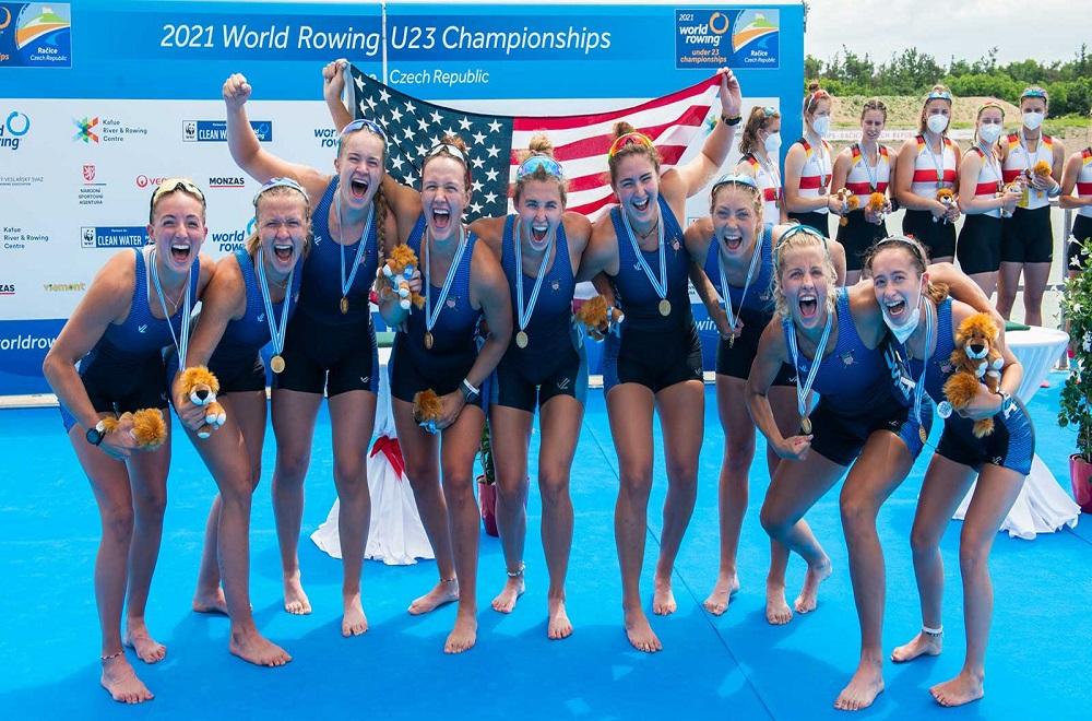 Gold for US U23 at World Championships