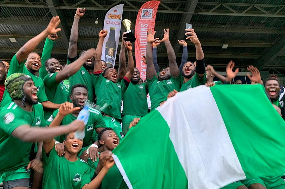 Nigeria beat Morocco to lift the cup