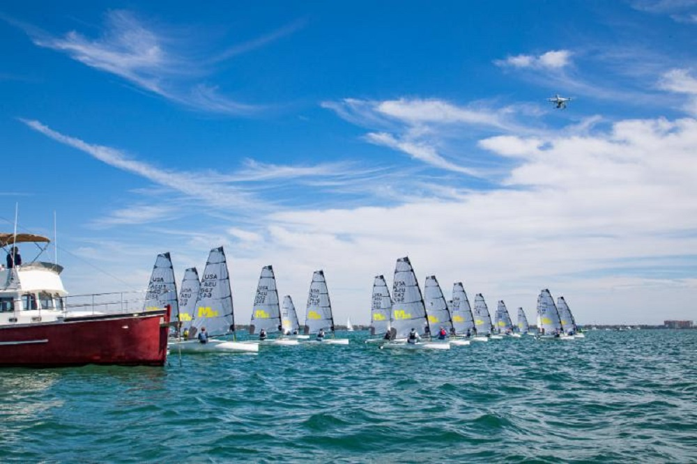 Melges 14 Midwinter Championships
